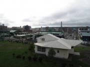 校舎から中島方面